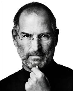 Fotografía de Steve Jobs