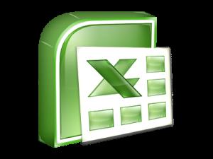 Logo de Excel 2010