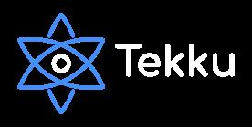 Logo Tekku para fondo negro